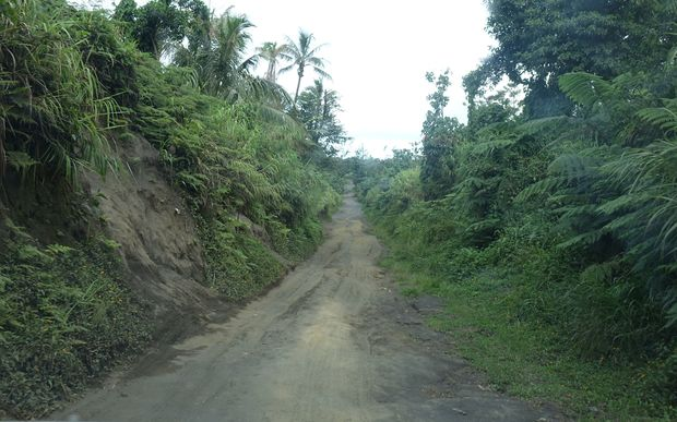 Chinese company completes first phase of Vanuatu road